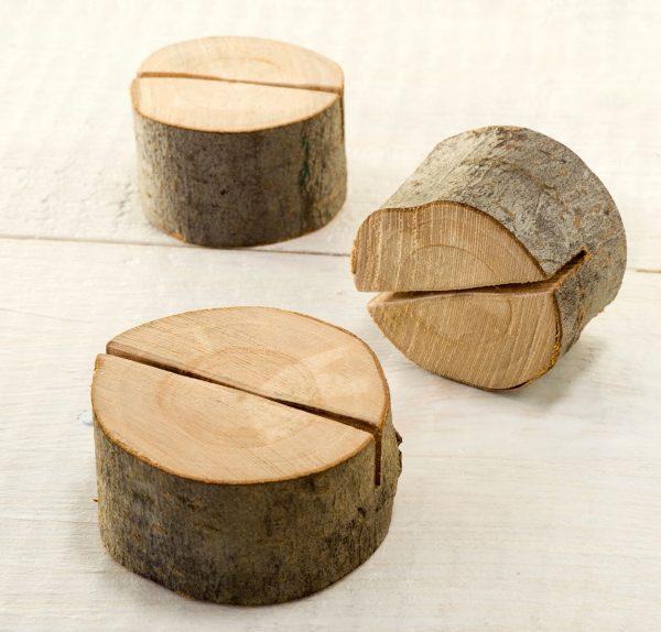 Meseros de madera
