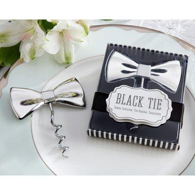 Abrebotellas pajarita boda